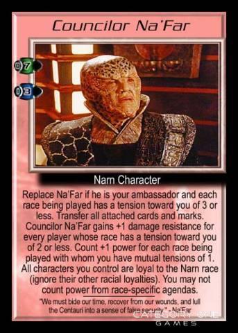 Councilor NaFar