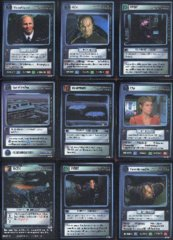 Enterprise Collection 18 Card Full Set