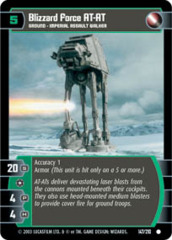 Blizzard Force AT-AT