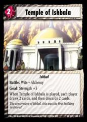 Temple of Ishbala