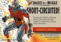 Mission: Event Maximum Carnage: Short-Circuited