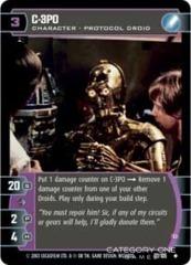 C-3PO (D) - Foil