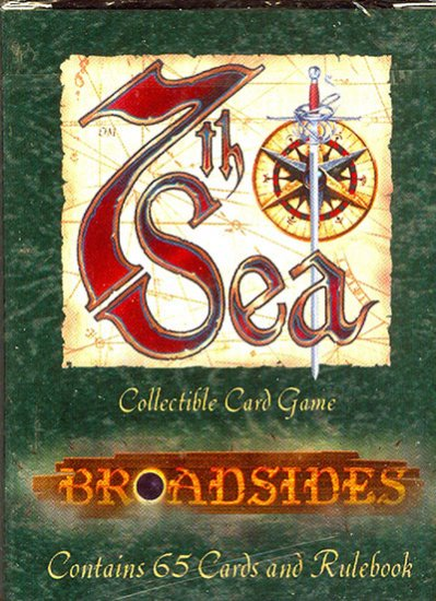 Broadsiders The General Starter Deck