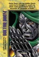 Doctor Doom Diplomatic Immunity (OPD)
