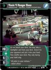 Yavin 4 Hangar Base - Foil