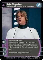Luke Skywalker (F) - Foil