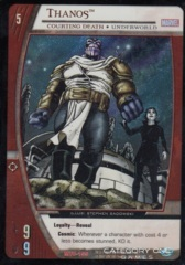 Thanos, Courting Death (EA)