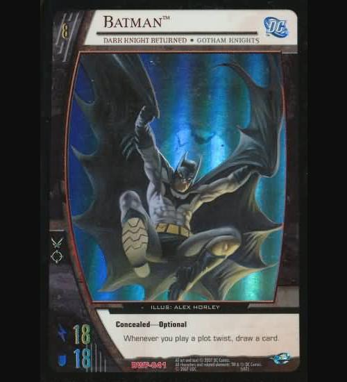 Batman, Dark Knight Returned (EA)