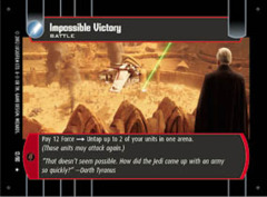 Impossible Victory
