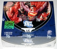 DC Justice League of America Booster Box