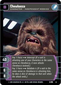 Chewbacca (A)