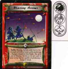 Blazing Arrows