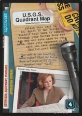 U.S.G.S. Quadrant Map