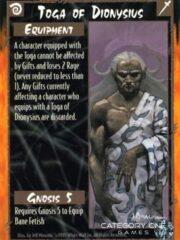 Toga of Dionysius