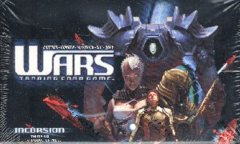 WARS TCG Incursion Booster Box