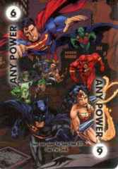 Power Card: Any-Power 6 Justice League of America (OPD)