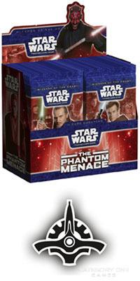 The Phantom Menace (TPM) Uncommon/Common Set