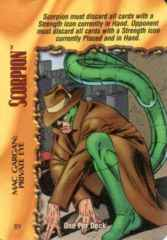Scorpion Mac Gargan: Private Eye (OPD)