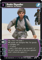 Anakin Skywalker (J) - Foil