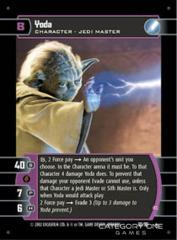 Yoda (C) - Foil