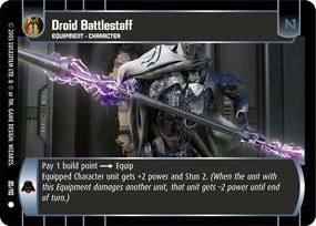 Droid Battlestaff