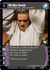 Obi-Wan Kenobi (I) - Foil