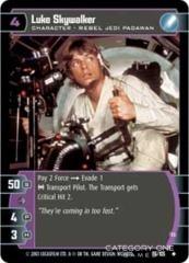 Luke Skywalker (G) - Foil