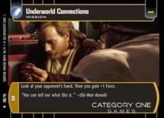 Underworld Connections - Foil