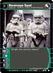 Stormtrooper Squad - Foil