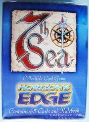 Horizon's Edge Starter Deck Box
