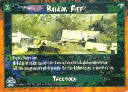 Balkan Fief