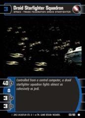 Droid Starfighter Squadron
