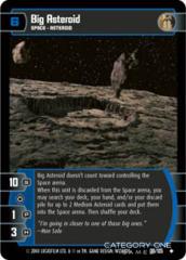 Big Asteroid - Foil