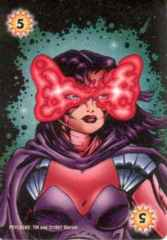 Power Card: Energy 5 Psylocke
