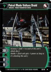 Patrol Mode Vulture Droid