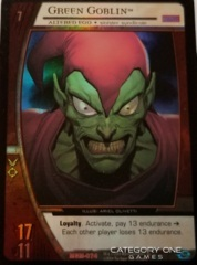 Green Goblin, Altered Ego (EA)