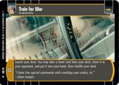 Train For War
