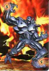 Power Card: Energy 5 Metallo