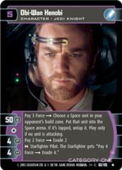Obi-Wan Kenobi (J) - Foil