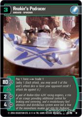 Anakin's Podracer (A) - Foil