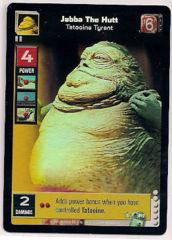 Jabba The Hutt, Tatooine Tyrant [Foil]