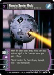 Remote Seeker Droid - Foil