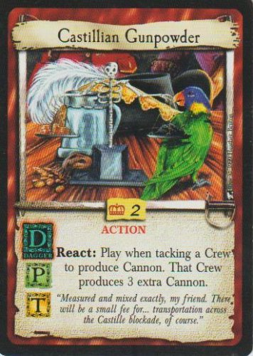 Castillian Gunpowder