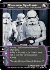 Stormtrooper Squad Leader - Foil