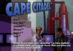 Location Cape Citadel