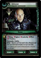 Shinzon, Capable Commander - Foil
