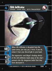 Sith Infiltrator (A)