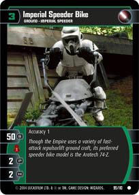 Imperial Speeder Bike