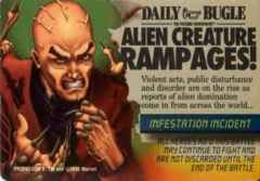 Mission: Event Infestation Incident: Alien Creature Rampages