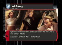 Jedi Bravery